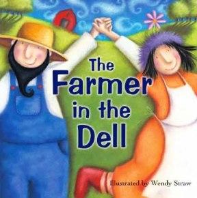 farmer in the dell wendy straw