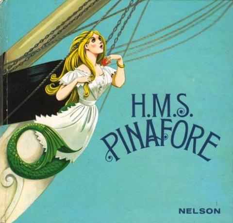 HMS Pinafore curtain raiser