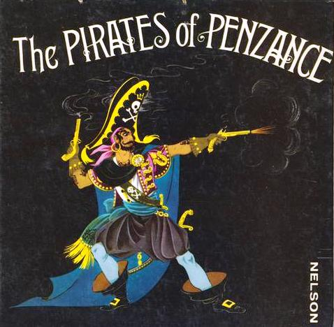 pirates of penzance curtain raiser