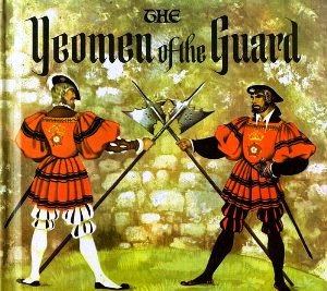 yeomen of the guard curtain raiser