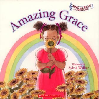 amazing grace sing&red walker