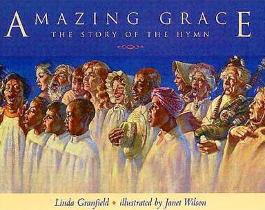 amazing grace story of the hymn
