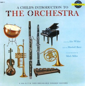 child's introduction to the orchestra wilder barer