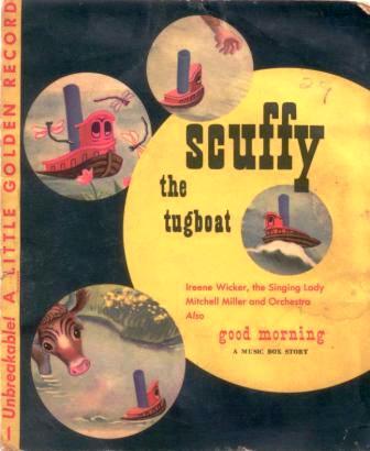 scuffy tugboat music box story 1948 - Copy
