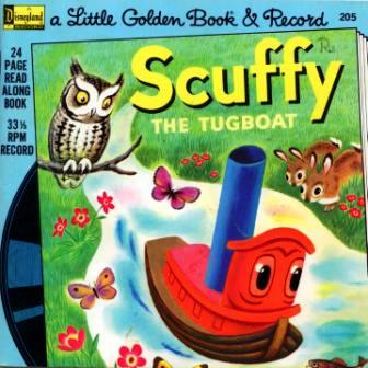 scuffy tugboat see hear read 1976 - Copy