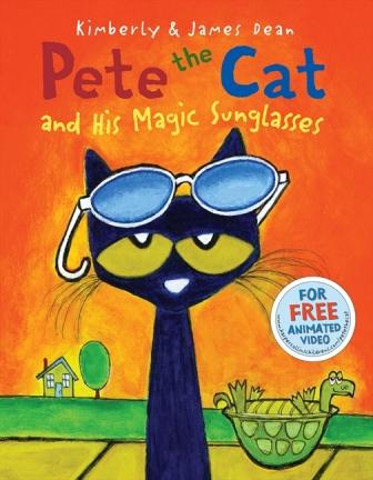 pete the cat magic sunglasses