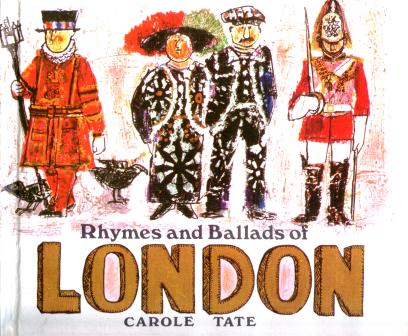 rhymes and ballads of london