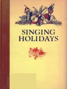singing holidays oscar brand