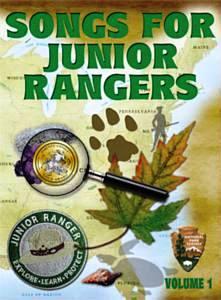 songs for junior rangers cover