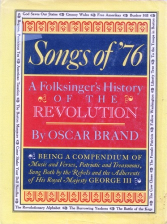 songs of 76 oscar brand