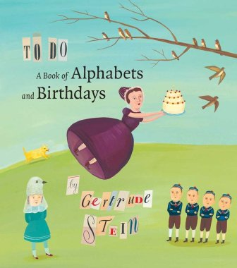 to do a book of alphabets and birthdays stein potter