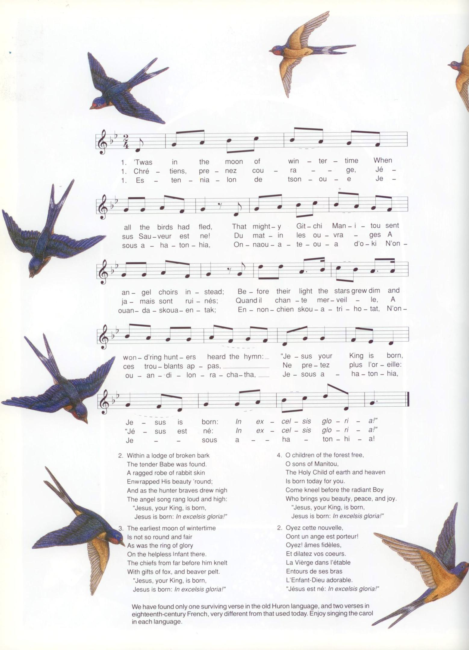Christmas Song | Sing Books with Emily, the Blog