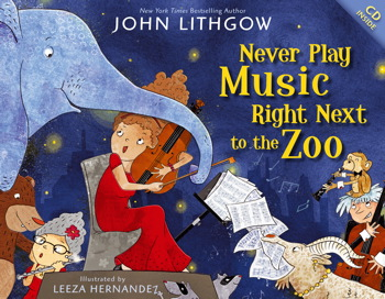 The Singable Picture Books Of John Lithgow Sing Books