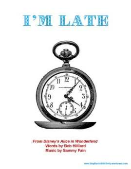 i'm late sbwe book cover for blog