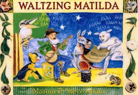 waltzing matilda Steve & Marion Isham jennifer hopson