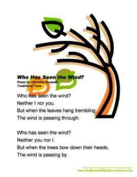 Who Has Seen the Wind ELEG SBWE