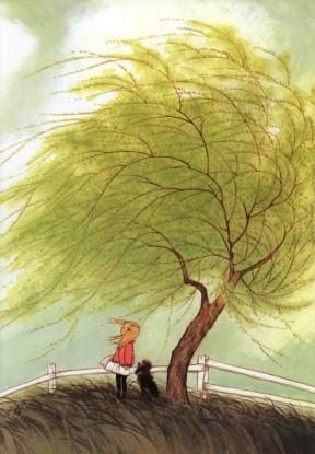 who has seen the wind ill. gyo fujikawa - 2
