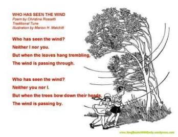 Who Has Seen the Wind Matchitt SBWE