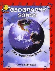 geography songs troxel