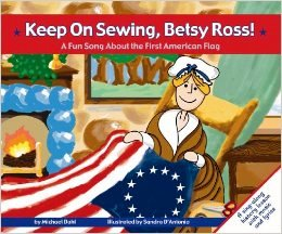 keep on sewing betsy ross