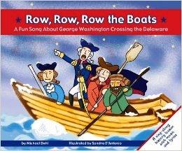 row the boats (Geo Wash)