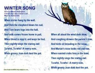 winter song shakes sbwe 2