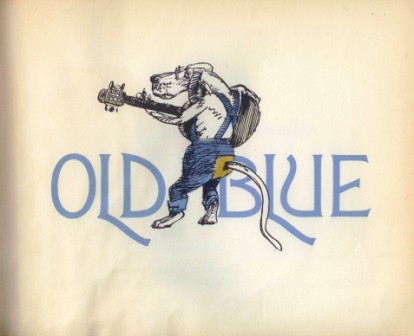 old dog blue holtan1