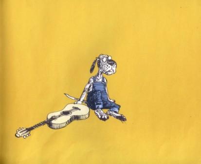 old dog blue holtan2