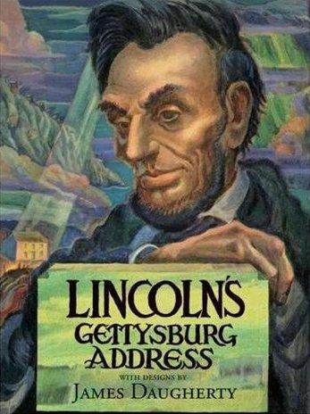 gettysburg address daugherty