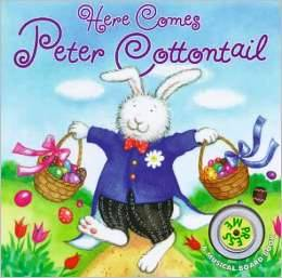 here comes peter cottontail durrell