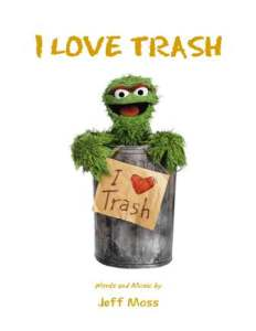 i love trash book sbwe eleg cover only