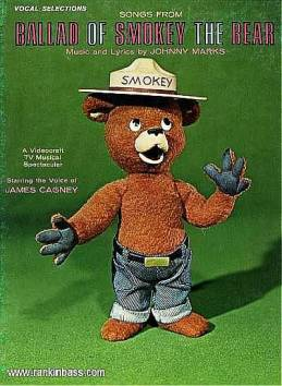 smokey sheet music song selections cover