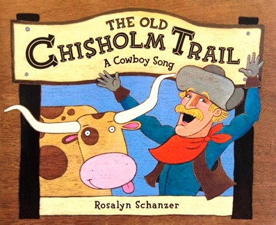 old chisholm trail schanzer