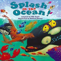 splash in the ocean zopol