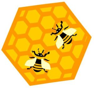 busy bee honeycomb - Copy