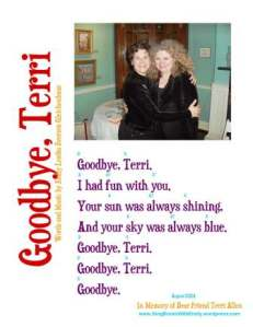goodbye terri by eleg