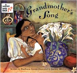 grandmother's song jackie morris