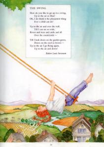The Swing A Singable Picture Book Sing Books With Emily