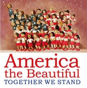 america the beautiful together we stand