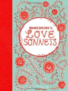 shakespeare's love sonnets cailin keegan