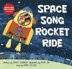 space song rocket ride