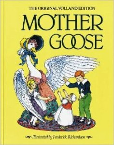 frederick richardson mother goose