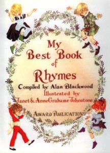 my best book of rhymes johnstone 2