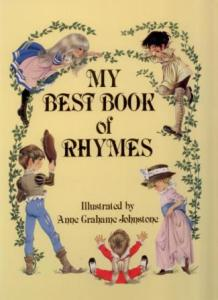 my best book of rhymes johnstone