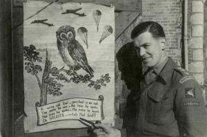 wise old owl in wwII