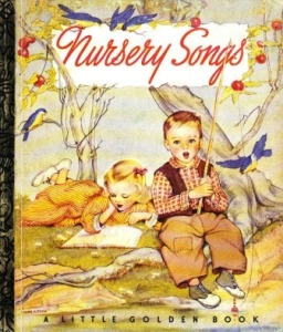 LGB nursery songs 1942-92 altson cover