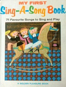 my first sing a song book blair 2