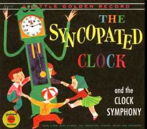 syncopated clock leroy anderson
