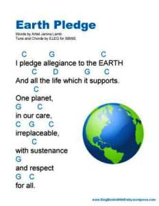 Earth Pledge ELEG SBWE chords