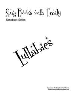 SBWE SBS - Lullabies Cover